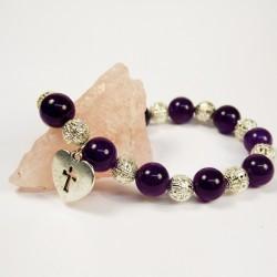 Amethyst Healing Bracelet