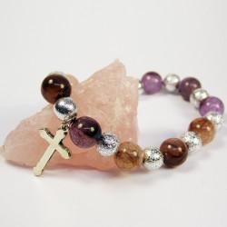 Lavender Meditation Bracelet