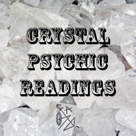 Crystal Psychic Readings : 85 Crystals